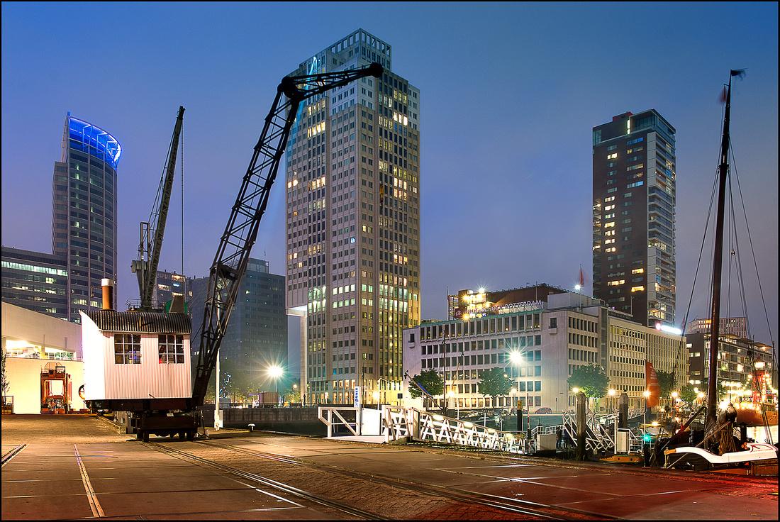 Rotterdam Nightshot