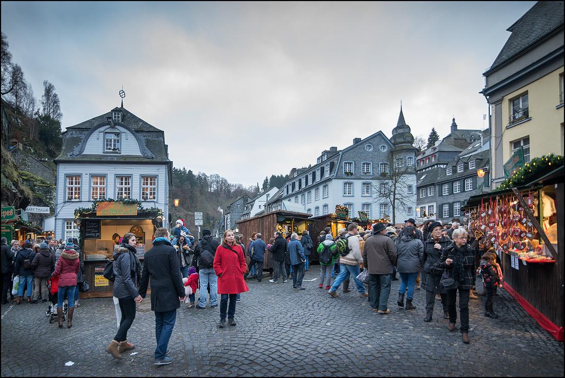 Monschau Christmas